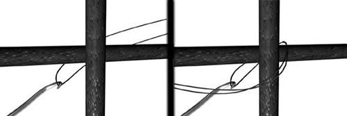 Технология вязки крючком