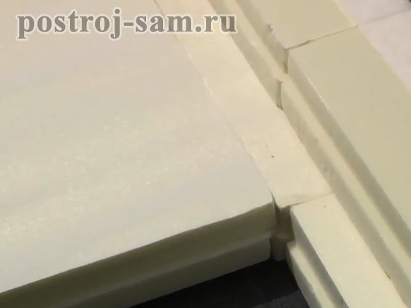 Плитка для шумоизоляции